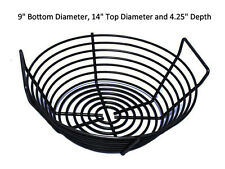 BBQ larger gauge wire Basket F the Large Big Green Egg Primo Kamado Large Grill