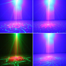 SUNY RG 40 Patterns LED Projector DJ Disco Light Stage Party Laser Lighting Show