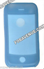 Apple iPhone 2st Generation 2G 4GB 8GB 16GB Blue Silicone Skin Cover Case NEW
