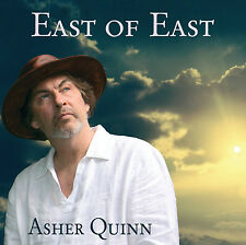 Asher Quinn (Asha) - East of East - CD