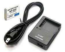 Battery + Charger for Starblitz SD-430 SD-515 SD-516 SD-530 SD-531 SD-532 SD-535