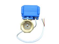 """palla valvola motorizzata ottone, g1 / 2 """"dn15, 2, cr02, valvola elettrica"""