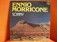 VINYL 33T BOF OST – ENNIO MORRICONE : SONNY – MFP FR 1975 (COMPILATION)