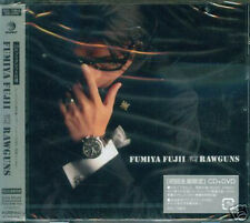 Fumiya Fujii - With The Rawguns Japan CD+DVD-NEW J-POP
