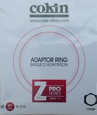 Cokin Z Series Adaptor Ring In 67mm 67 mm  Z467 Genuine Cokin UK stock