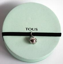 Tous Small Green Jewellery Box 10cm Diameter - Used