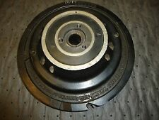 JOHNSON EVINRUDE OUTBOARD 2 CYLINDER FLYWHEEL WITH GOOD MAGNETS 583911