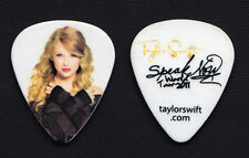 Taylor Swift Signature Guitar Pick #3 2011 Speak Now Tour