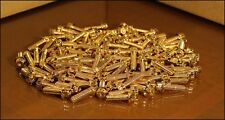 80x Gold Split Rim Bolts M7 x 24mm BBS LM Wheels High Tensile Steel Screws