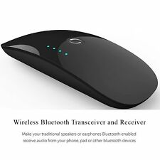 Wireless Bluetooth Audio Transmitter Stereo Music Audio Receiver Adapter 2 in 1