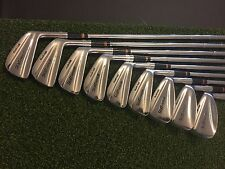 NICE Wilson Staff TOUR BLADE Fluid Feel Iron Set 2-PW Right RH Steel RED Regular