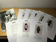 Press Release DANIEL JEANRICHARD - SIHH 1999 - French - For Collectors