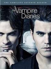 The Vampire Diaries DVD Complete 7 Seventh Season 5-Disc Set FREE Same Day Ship!