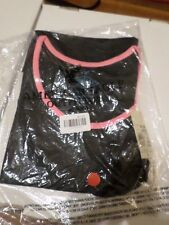 Mens American Eagle Outfitters AEO Vintage Ringer Tank Top Black SZ M