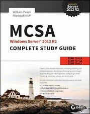 MCSA Windows Server 2012 R2 : 3-in-1 Complete Study Guide