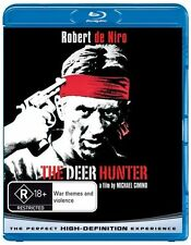 THE DEER HUNTER*****BLU-RAY******REGION B*****NEW & SEALED