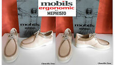 "9)CONFORT&SOUPLESSE//CHAUSSURES ""MOBILS BY MEPHISTO"" P.40,5/41 NEUVES VAL.150€"