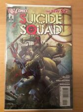 SUICIDE SQUAD 2 4 5, NM+ (9.4 - 9.6), 1ST PRINTS, HARLEY QUINN, NEW 52