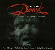 Various ‎– Out Of The Dark - Live Compilation - Century ‎‎ ‎- Digipak - CD