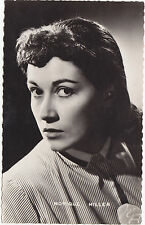 MONIQUE MILLER Actrice québécoise Canada 1950-60s Carte Photo Editions P. I.