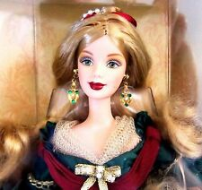 Holiday Treasures Barbie Doll 2000 BFC LTD ED NRFB