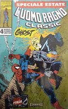 MARVEL CLASSIC n. 4: L'UOMO RAGNO CLASSIC SPECIALE ESTATE, ed Marvel Italia