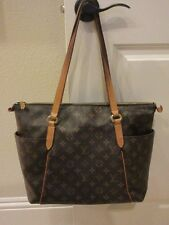 LOUIS VUITTON Totally MM Monogram Print HANDBAG