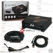 PRECISION POWER PPI DSP.88R CAR AUDIO 31-BAND DIGITAL SIGNAL PROCESSOR