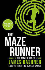 The Maze Runner by James Dashner (Paperback, 2014)
