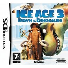 Ice Age 3 Dawn Of The Dinosaurs Game DS Nintendo NDS DS Lite DSi XL Brand New