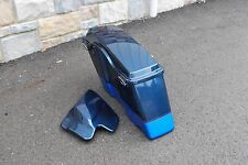 HARLEY-DAVIDSON TOURING RH SADDLEBAG IMPACT BLUE LUXURY BLUE ABS