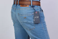 BRAND NEW AJ JEANS  COMPLETE WITH BELT d.g:MEN'S SIZE 33