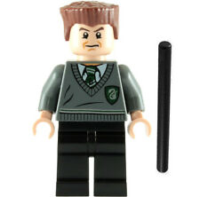 NEW LEGO GOYLE MINIFIG figure minifigure 4847 hogwarts harry potter draco friend