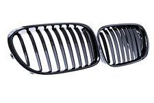 Nieren Kühlergrill für BMW 7er F01 F02 F03 F04 LCI Front Grill glänzend schwarz