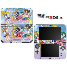 Sailor Moon Pretty Guardian for New Nintendo 3DS XL Skin Decal Cover