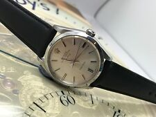 VINTAGE ROLEX AIR KING PRECISION 1002 SS MEN WATCH