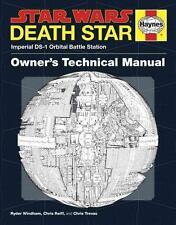 STAR WARS DEATH STAR Owner's Worksh. Manual  Orbital Battle Station Todesstern
