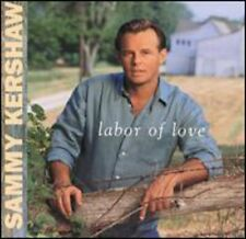 Sammy Kershaw - Labor of Love [New CD] Manufactured On Demand