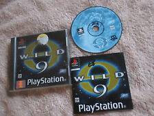 Wild 9-completa (Sony PlayStation 1, 1998) PS1/PS2/PS3