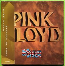 Pink Floyd MASTERS OF ROCK/The Best Of mini LP Japan CD 2014 sealed w/OBI Strip