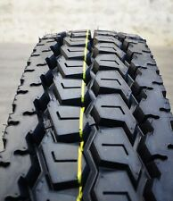 (10-Tires) 11R24.5 H/16Ply (2-STEER AND 8-DRIVE Per Set) New Truck Tires 11245
