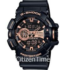-NEW- Casio G-Shock Black Watch GA400GB-1A4