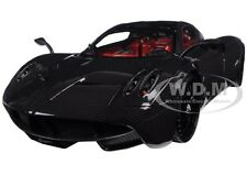 Defective PAGANI HUAYRA CARBON 1/18 DIECAST CAR MODEL BY MOTORMAX 79160 PCBN