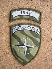 Original SWEDEN SWEDISH Afghanistan ISAF Patch NATO - OTAN