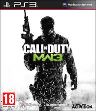 Call of Duty Modern Warfare 3-MW3 PS3 * En Excelente Estado *