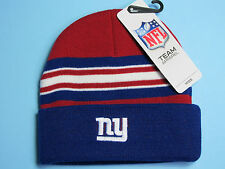 New York Giants Cuffed Knit Hat NY Giants Toddler clothes Beanie Hat Logo NWT