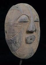 Antiguo Tribal Songye kifwebe Máscara --- Congo BN 35