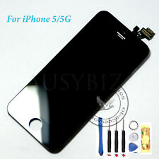 For iPhone 5 A1429 Full Replacement LCD Touch Screen Digitizer Glass Assembly UK