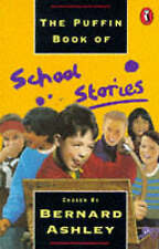 The Puffin Book of School Stories by Penguin Books Ltd (Paperback, 1993)
