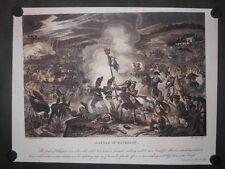 Duke Of Wellington Vs Napoleon 1815 Battle Of Waterloo